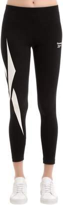 Reebok Classics Logo Cotton Jersey Leggings