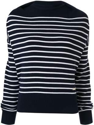 J.W.Anderson knit striped sweater