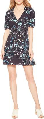Parker Talisa Fit & Flare Dress