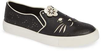 Karl Lagerfeld Paris Edison Slip-On Cat Sneaker