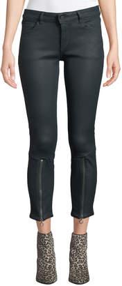 DL1961 Premium Denim Florence Painted Crop Jeans