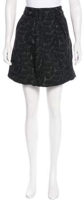 Thakoon A-Line Mini Skirt