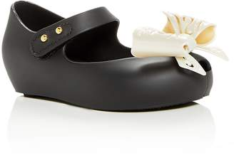 Mini Melissa Girls' Mini Ultragirl Ix Mary Jane Flats