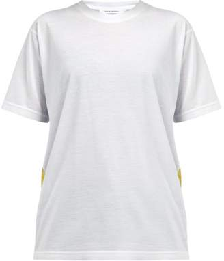 Craig Green Digital Floral Print Jersey T Shirt - Womens - Green Multi