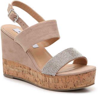 Steve Madden Haydee Wedge Sandal - Women's