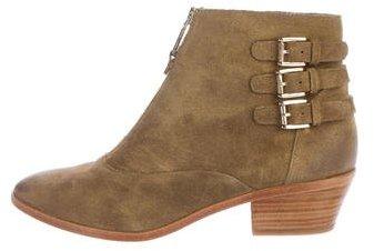 Rebecca MinkoffRebecca Minkoff Alex Suede Ankle Boots