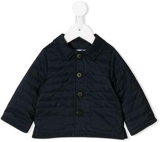 Il Gufo buttoned padded jacket