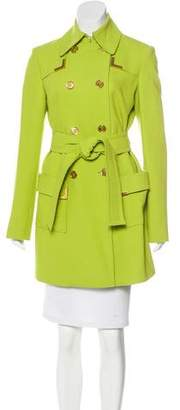Michael Kors Wool-Blend Jacket