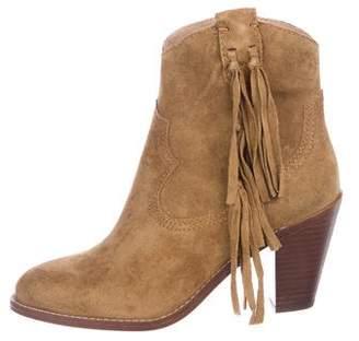 Ash Isha Suede Boots w/ Tags