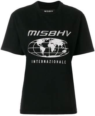 Misbhv Internazionale T-shirt