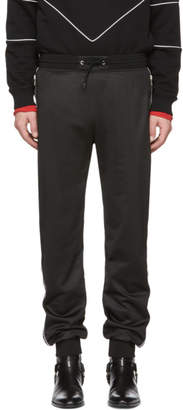 Givenchy Black 4G Bands Lounge Pants