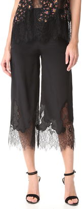 McQ - Alexander McQueen Fluid Cropped Pants $480 thestylecure.com