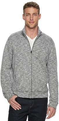 Marc Anthony Men's Slim-Fit Slubbed Mockneck Jacket