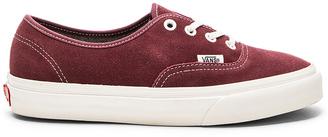 Vans Authentic Sneaker $60 thestylecure.com