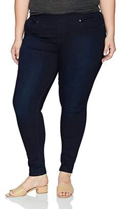 Levi's Women's Plus Size Perfectly Slimming Pull-On Skinny Jeans
