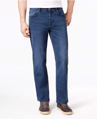 DKNY Men's Relaxed-Fit Straight-Leg Denim Jeans, Created for Macy's