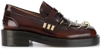 Marni heeled loafers