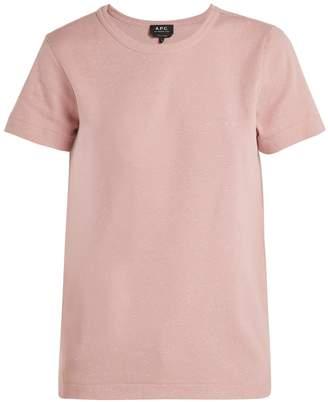 A.P.C. Daniella cotton-blend jersey T-shirt