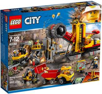 Lego City Mining Experts Site Set 60188