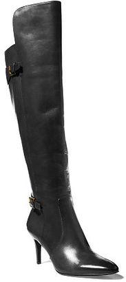 Ralph Lauren Philena Calfskin Boot $249 thestylecure.com