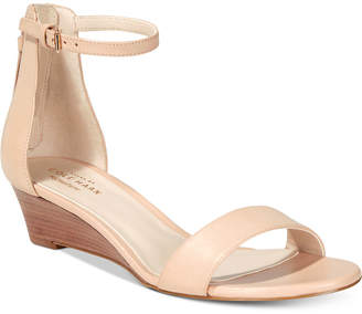 Cole Haan Adderly Wedge Two-Piece Sandals