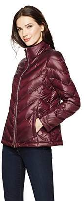 HAVEN OUTERWEAR Women's Short Packable Down Jacket