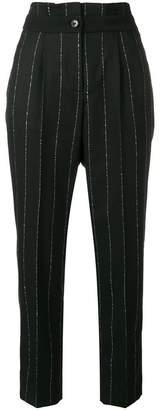 Liu Jo pinstriped trousers