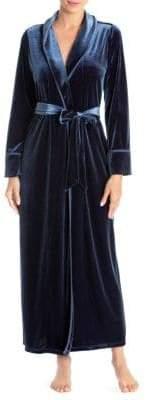 Jonquil Hampton Court Velvet Robe