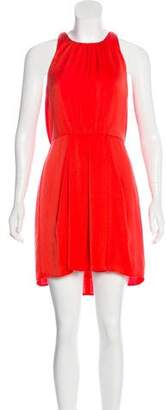 Rebecca Taylor Sleeveless Mini Dress