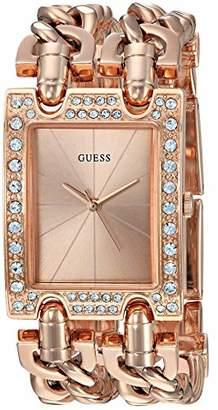 GUESS Women's Quartz Stainless Steel Watch