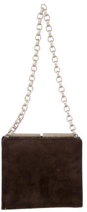 Bottega VenetaBottega Veneta Suede Shoulder Bag