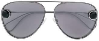 Christopher Kane Eyewear aviator sunglasses