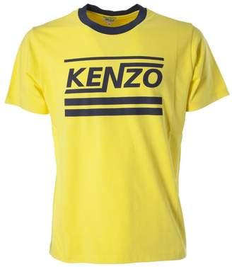Kenzo Striped Logo T-shirt