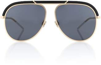 Christian Dior Sunglasses DiorDesertic aviator sunglasses