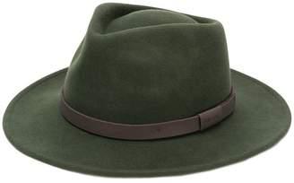 Barbour wide brim hat