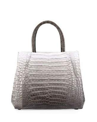 Nancy Gonzalez Aliza Medium Ombre Crocodile Tote Bag