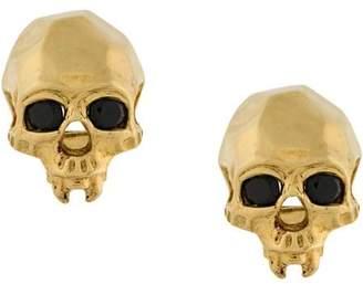 Kasun London vampire skull earrings