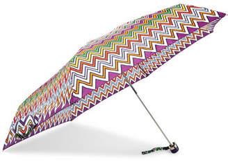 Missoni Supermini Printed Shell Umbrella - Purple