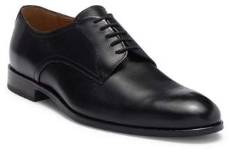 HUGO BOSS Embossed Lace-Up Derby