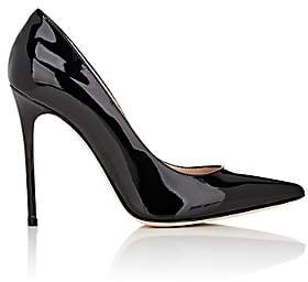 Barneys New York Women's Patent Leather Pumps - Black Pat.