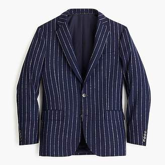 J.Crew Ludlow Slim-fit blazer in bouclé wool blend