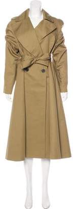 Tome Long Trench Coat