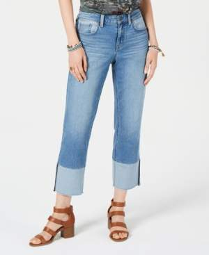 Style&Co. Style & Co Cuffed Cropped Jeans