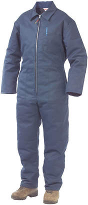 Work King Lined Twill Coverall - Big