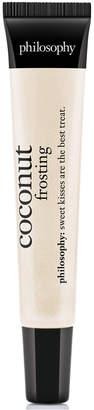 philosophy Coconut Frosting Lip Shine, .4 Oz