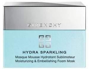 Givenchy Hydra Sparkling Moisturizing& Embellishing Foam Mask/2.5 oz.