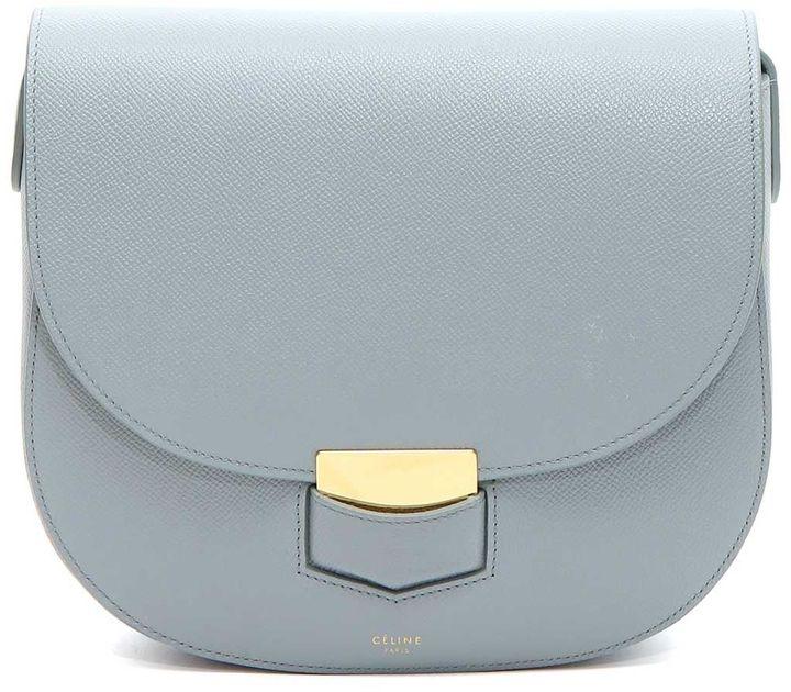 CelineCeline Compact 'trotteur' Cross-body Bag