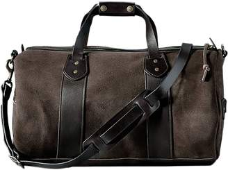 Filson Rugged Suede Duffel Bag