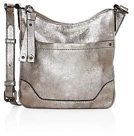 Frye Women's Melissa Metallic Leather Swing Pack