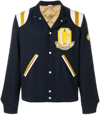 9439f6daa Gucci Bomber Jacket Men - ShopStyle